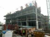Будівництво 4-го поверху РК Edelweiss House