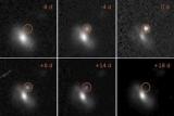 Астрономи зафіксували загадкові спалахи
