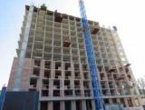 Будівництво 14-го поверху РК Urban Park