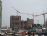 У Святошинському р-ні триває будівництво ЖК Академ-Парк