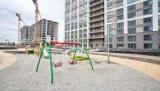 Будівництво 17-го поверху 4-ї черги ЖК мкр. Варшавський